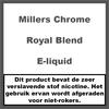Millers Chrome Line Royal Blend