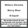 Millers Chrome Line Berry Blue