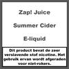 Zap! Juice Summer Cider