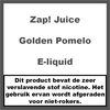 Zap! Juice Golden Pomelo