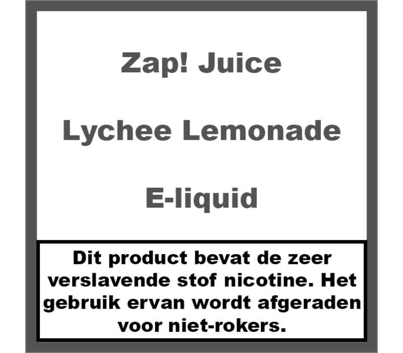 Lychee Lemonade