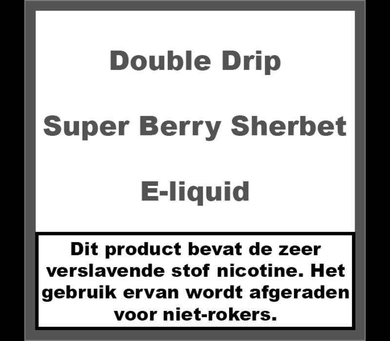 Super Berry Sherbet