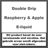 Double Drip Raspberry & Apple