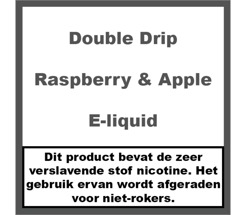 Raspberry & Apple
