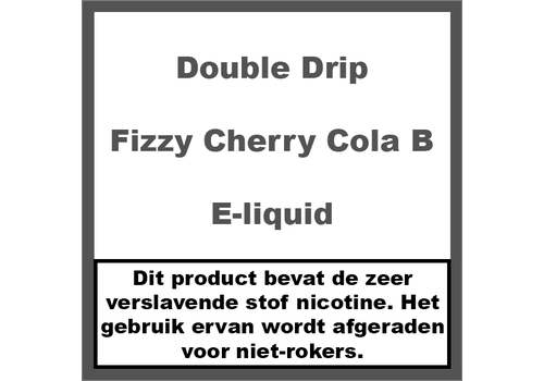 Double Drip Fizzy Cherry Cola Bottles
