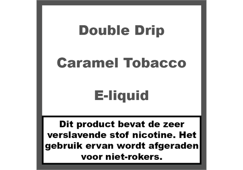 Double Drip Caramel Tobacco
