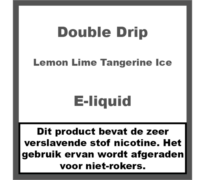 Lemon Lime Tangerine Ice