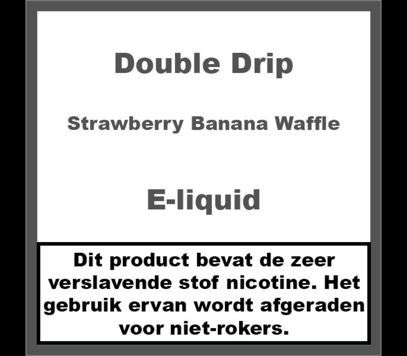 Strawberry Banana Waffle