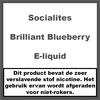 Socialites Brilliant Blueberry