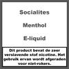 Socialites Menthol