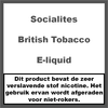 Socialites British Tobacco