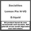 Socialites Lemon Pie - High VG