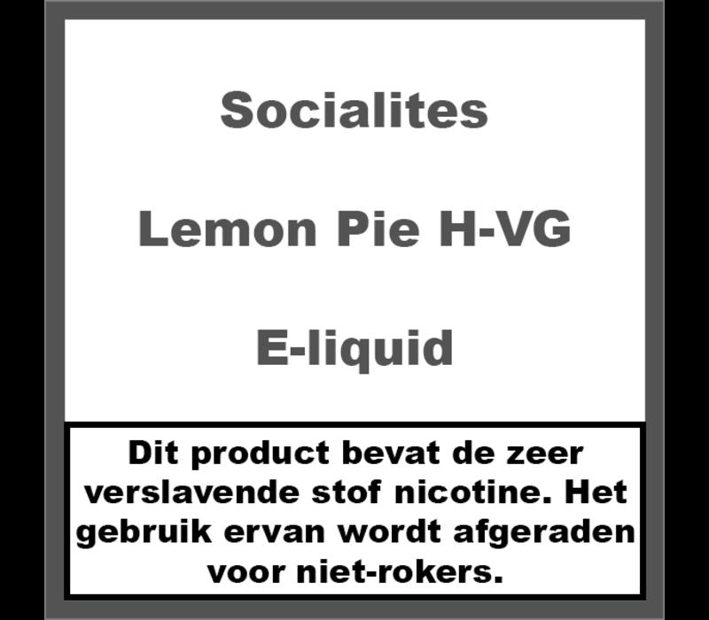Lemon Pie - High VG