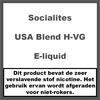 Socialites USA Blend - High VG