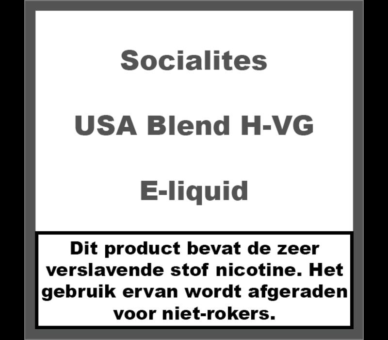 USA Blend - High VG