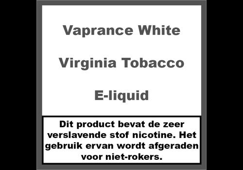 Vaprance White Label Virginia Tobacco