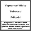 Vaprance White Label Tobacco