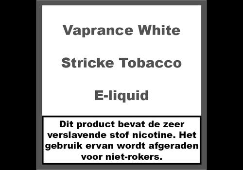 Vaprance White Label Stricke Tobacco