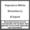 Vaprance White Label Strawberry