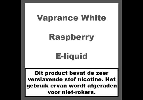 Vaprance White Label Raspberry