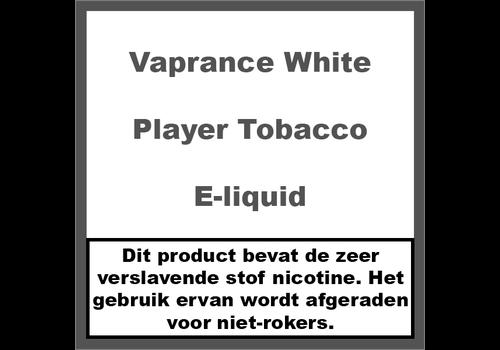 Vaprance White Label Player Tobacco