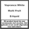 Vaprance White Label Multi Fruit
