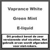 Vaprance White Label Green Mint