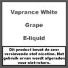 Vaprance White Label Grape