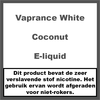 Vaprance White Label Coconut