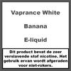 Vaprance White Label Banana