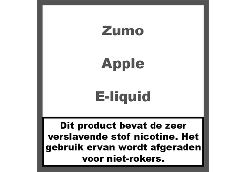 Zumo Apple