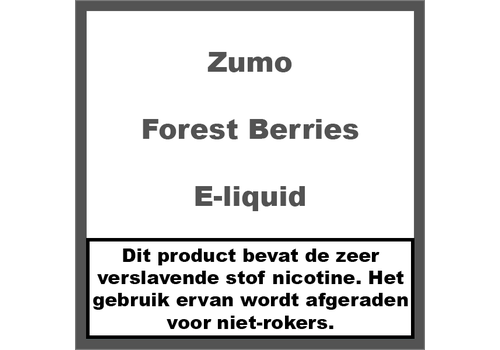 Zumo Forest Berries