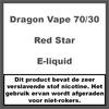 Dragon Vape Red Star