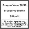 Dragon Vape Blueberry Muffin