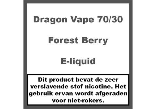 Dragon Vape Forest Berry