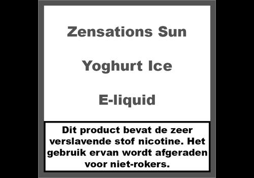 Zensations Sun Yoghurt Ice