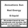 Zensations Sun Red Energy