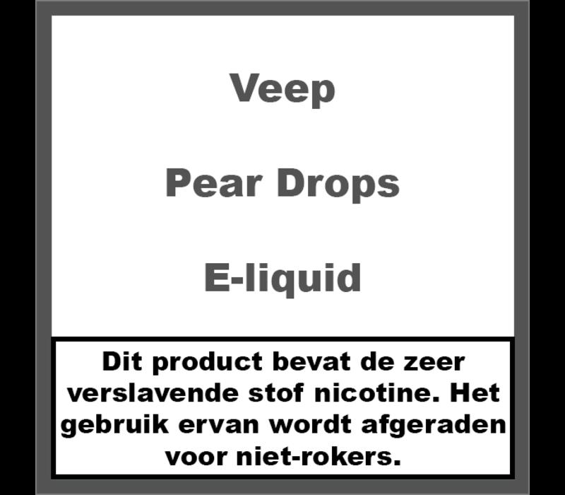 Pear Drops (50ml)