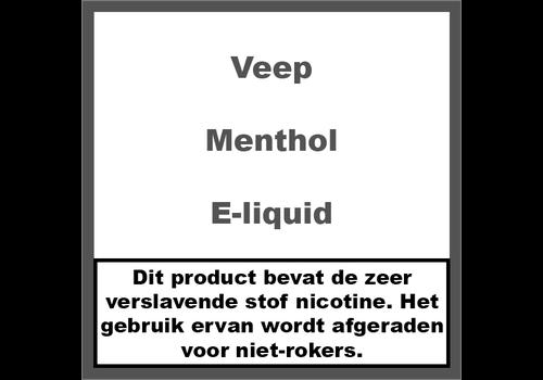 Veep Menthol (50ml)
