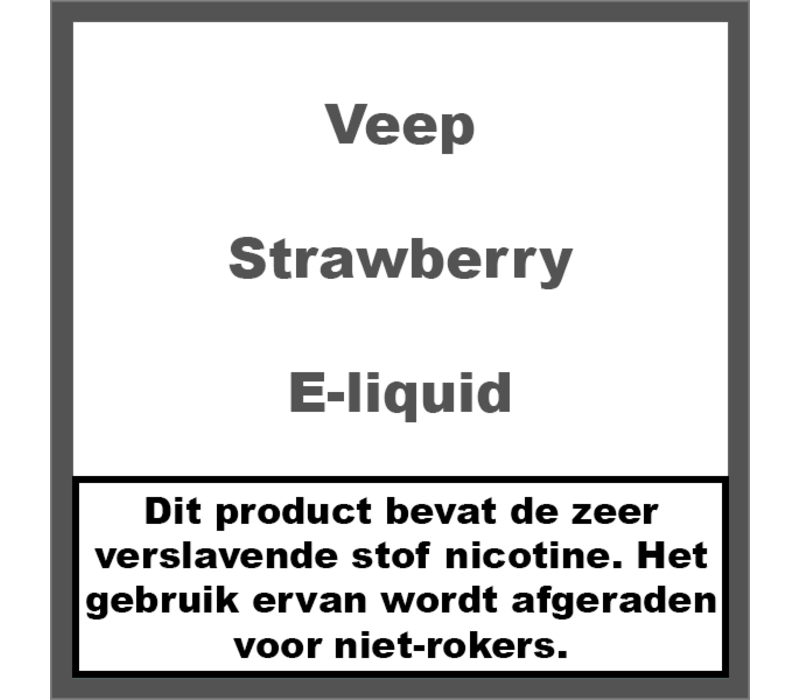 Strawberry (50ml)