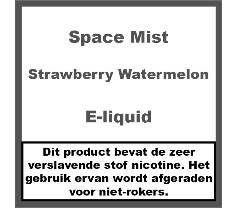 Planetary Nebula Strawberry Watermelon