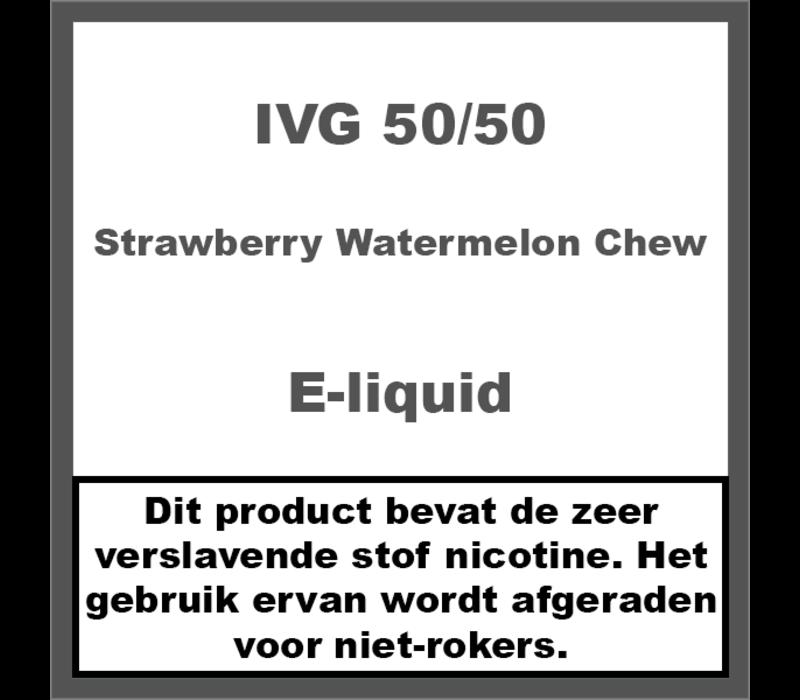 Strawberry Watermelon Chew
