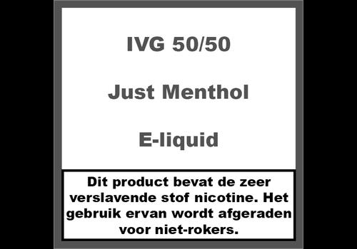 IVG Just Menthol