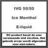 IVG Ice Menthol