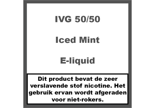 IVG Iced Mint