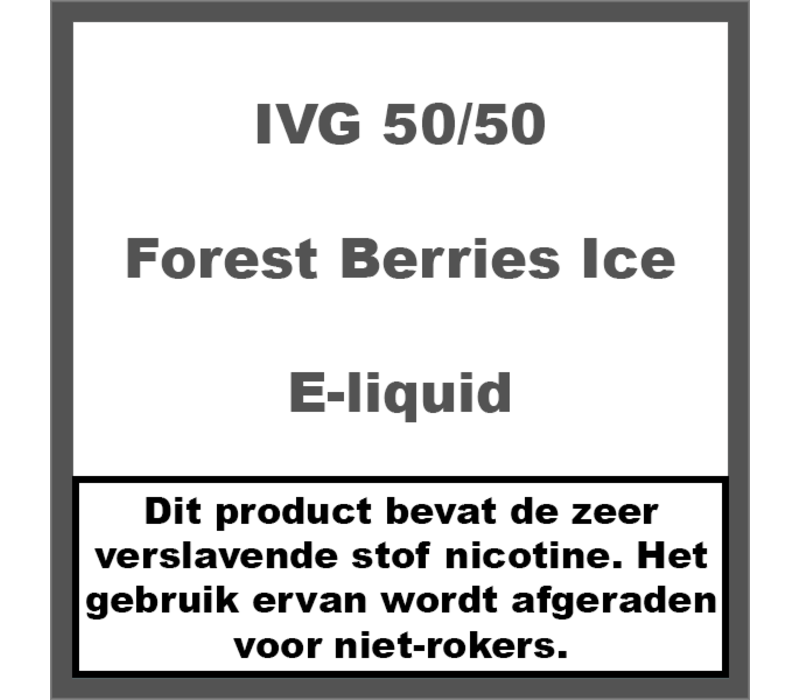 Forest Berries Ice