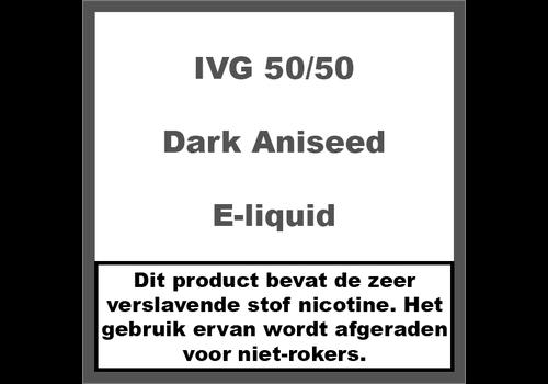 IVG Dark Aniseed