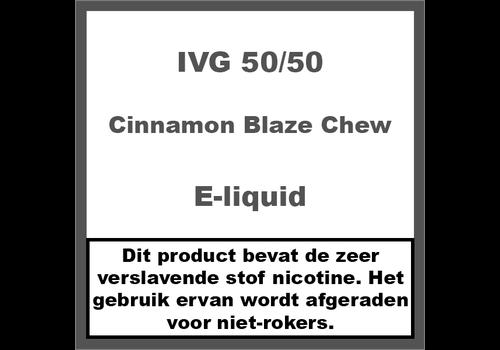 IVG Cinnamon Blaze Chew
