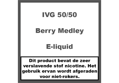 IVG Berry Medley