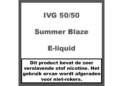 IVG Summer Blaze